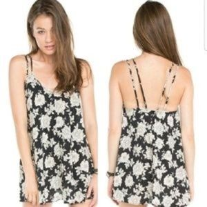 RARE Brandy Melville Selda Floral Dress